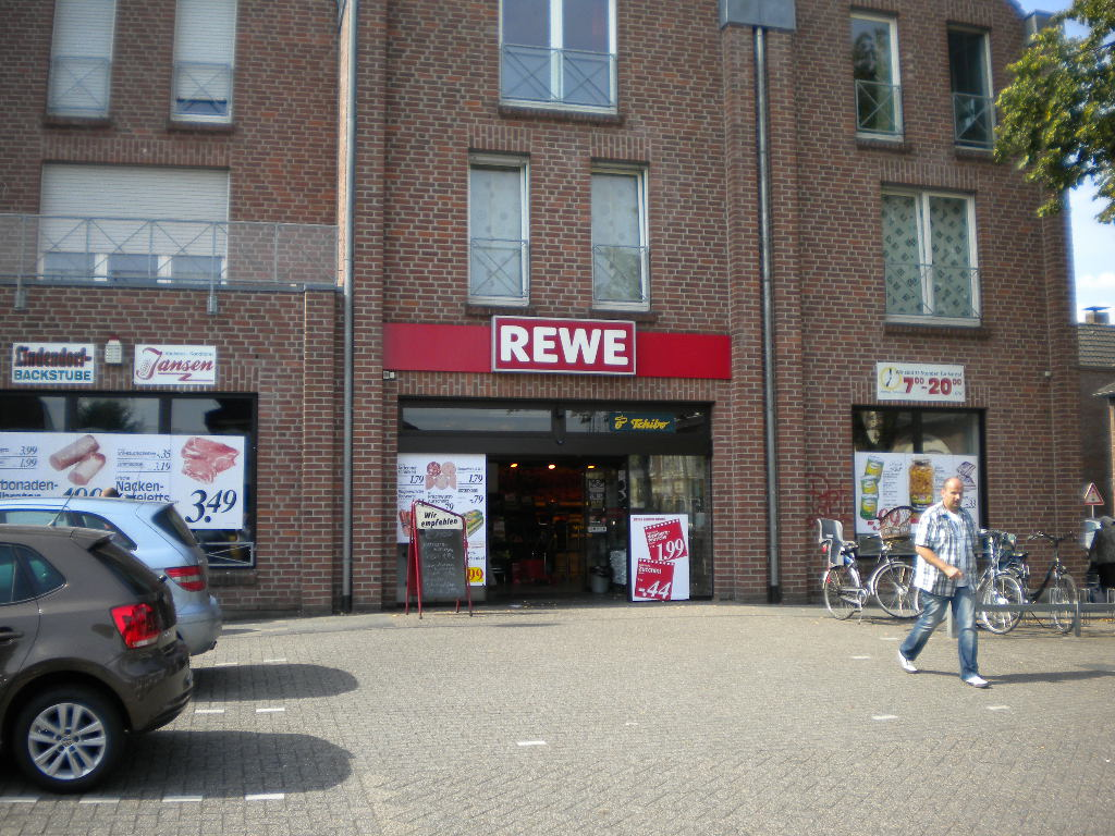 fashion retailers in Germany, Rewe